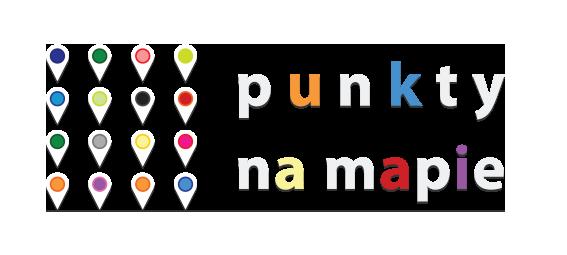 Punkty na mapie