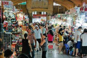 Ho Chi Minh - Ben Thanh Market