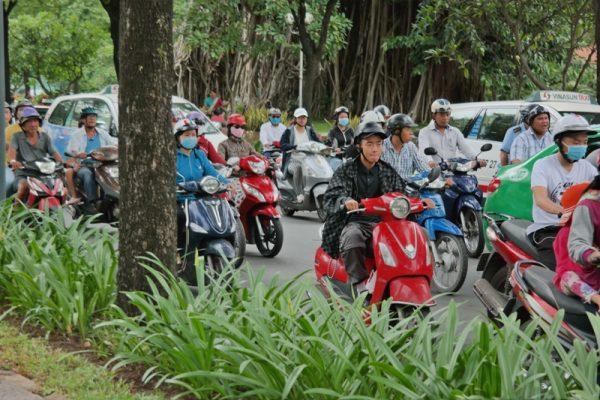 Ho Chi Minh - WIETNAM