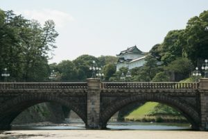 Tokio, Pałac Cesarski