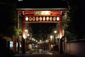 Tokio, Sensoji Temple