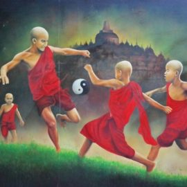 Borobudur - INDONEZJA