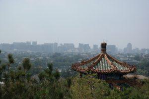 Wzgórze Węglowe i park Jingshan, Pekin