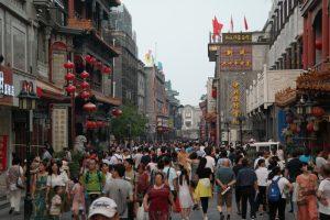 ulica Qianmen Dajie, Pekin