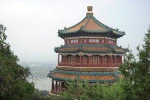 Pałac Letni i ogród cesarski, Pekin