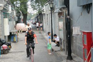 Hutongi, Pekin