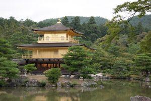 Kioto, Złoty Pawilon