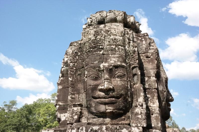 Siem Reap, Kambodża